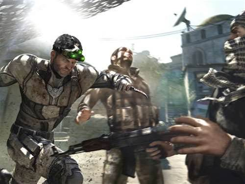 See what's inside the Splinter Cell: Blacklist Fifth Freedom collector's edition