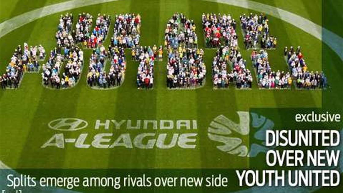 Youth United disunited as splits emerge