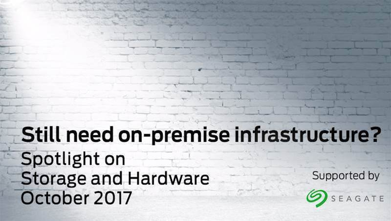 Spotlight on Storage and Hardware
