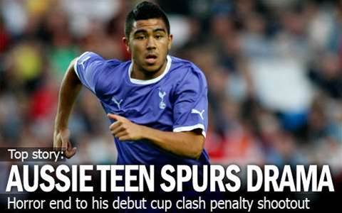 Penalty Miss Sours Luongo's Spurs Debut