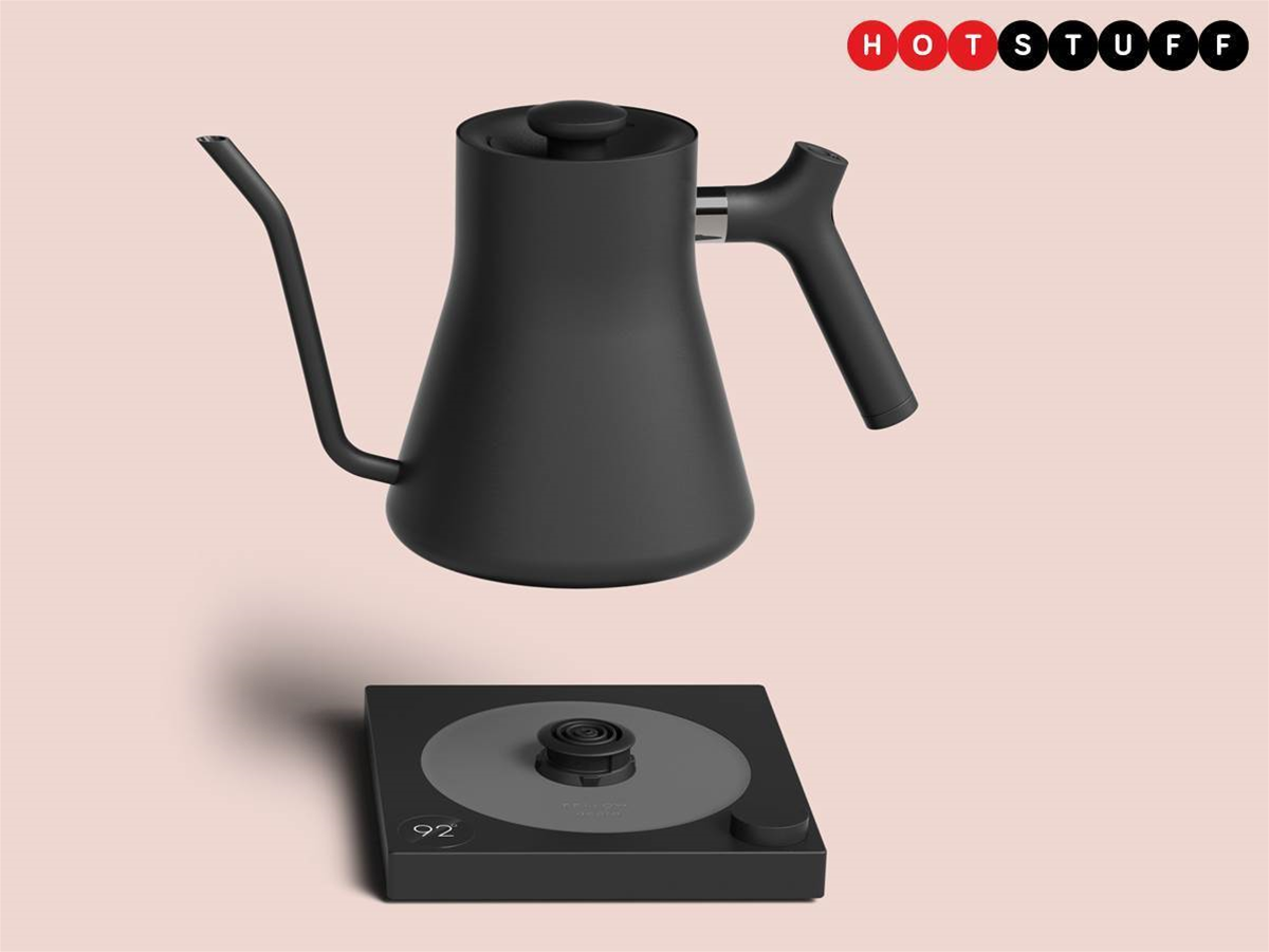 This remote control kettle is worth pouring over