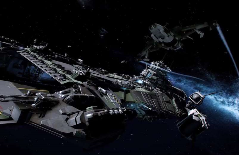 Star Citizen's Arena Commander is OUT NOW!