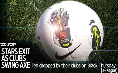 Stars exit as clubs swing axe
