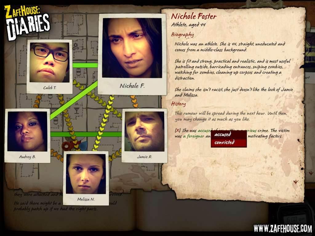 Aussie made Zafehouse: Diaries gets greenlit on Steam