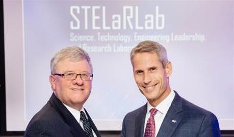 Lockheed expands AI research at Melbourne lab