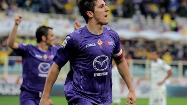 Fiorentina demand €30m for Jovetic