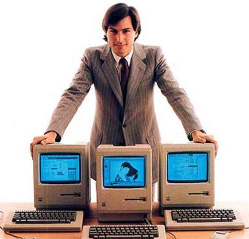 From calligrapher to CEO: Steve Jobs through the ages