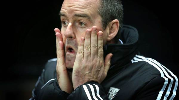 Clarke rues missed chances in West Brom defeat