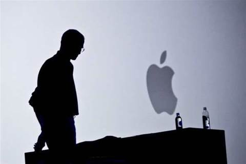 Apple CEO Steve Jobs resigns