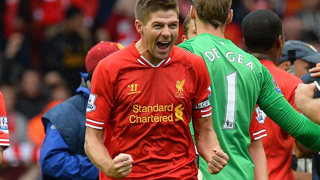 Gerrard dreams of managing Liverpool