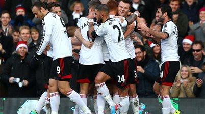 Fulham win ends Villa's five-game unbeaten run