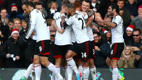 Fulham win ends Villa's five-game unbeaten run