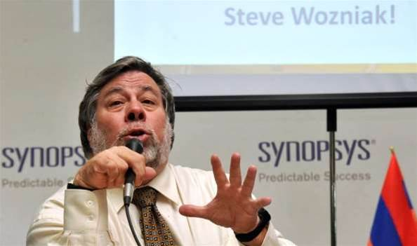 Apple co-founder Steve Wozniak joins UTS