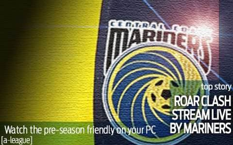 Mariners stream Roar clash live to fans
