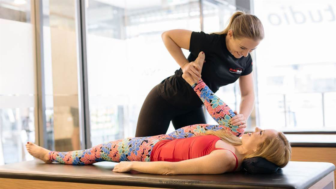 3 Surprising Things I Learned When I Tried Assisted Stretching