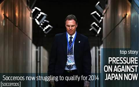 Osieck turns attention to Japan