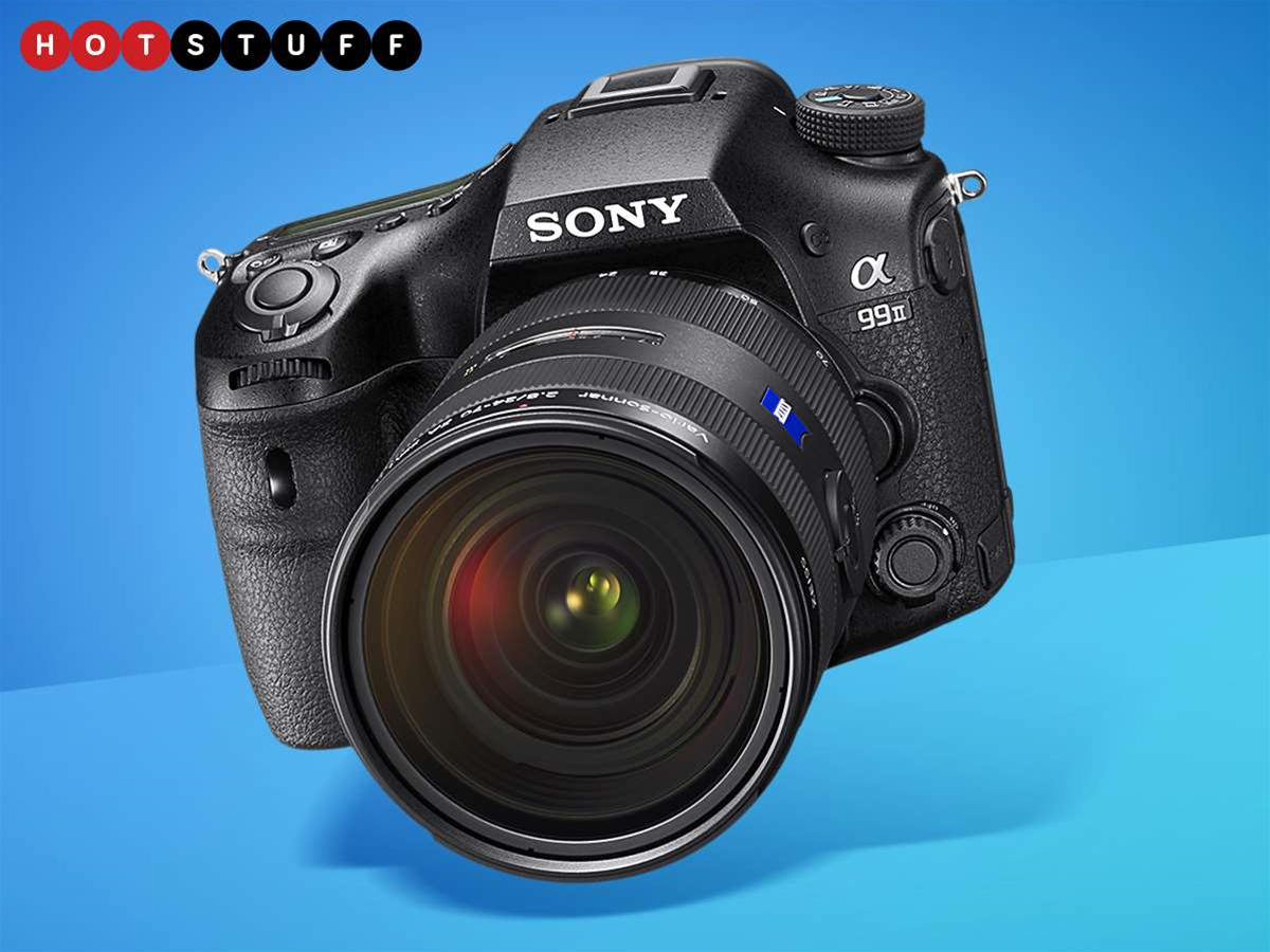 Sony A99 II: full-frame, 4K, and fast to focus