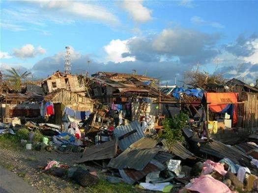 Public Health Concerns in Typhoon Haiyan Aftermath