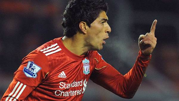 Suarez Fit for United Clash