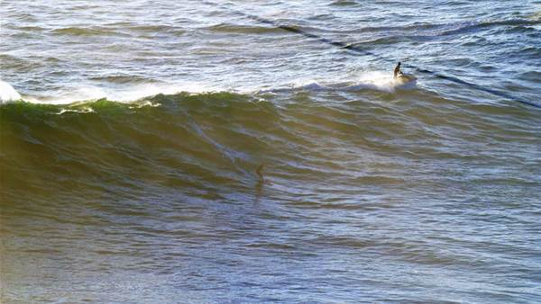 14-year-old Summa Longbottom takes on Nazare