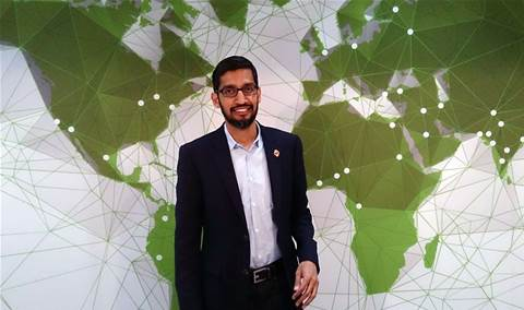 Meet Sundar Pichai, the new head of Google