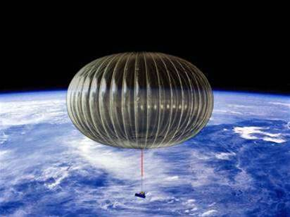 Outback Australia gets surprise NASA balloon landing