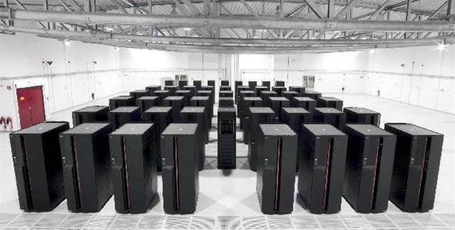 Melbourne Uni steams over supercomputer critique