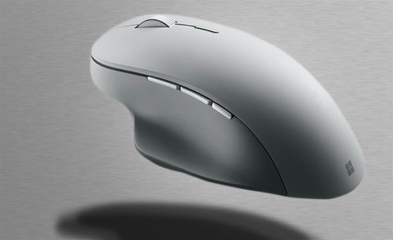 Microsoft gets button-happy with the Surface Precision Mouse