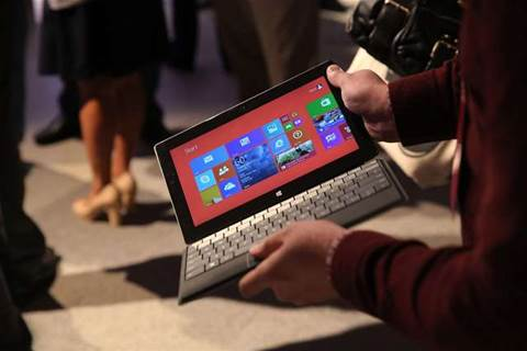 How long does the Surface Pro 2 battery last?