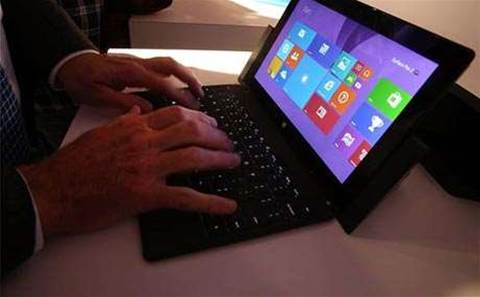 Microsoft patches faulty Surface Pro 2 update