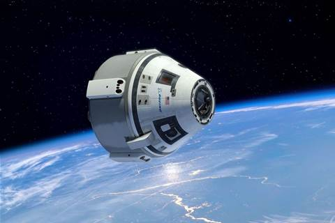 Boeing eyes satellite deal with tech giants this year