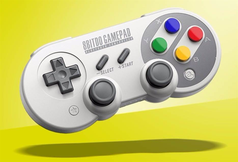 This SNES-inspired Switch pad is an instabuy for old school gamers