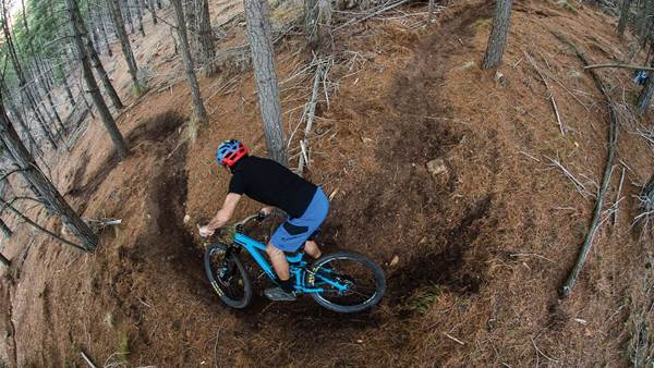 How to smash switchbacks