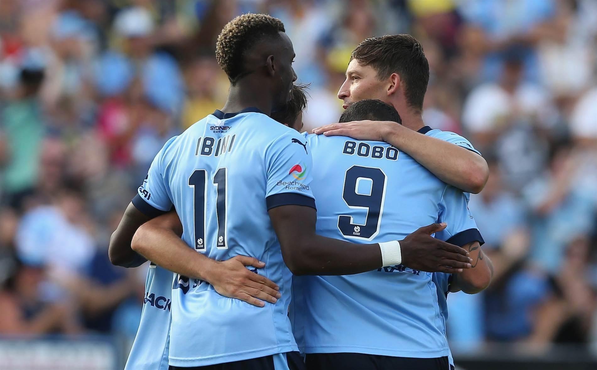 Sydney edge five-goal thriller