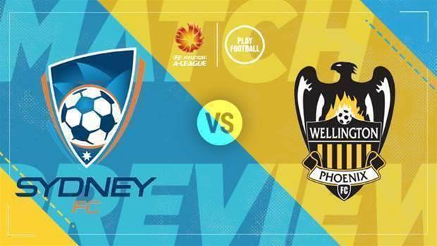 Preview: Sydney v Wellington