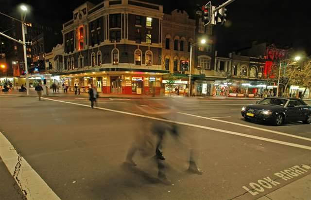 Sydney bars, galleries, shops: night plan being discussed tonight