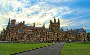 Sydney Uni to rationalise core learning platforms