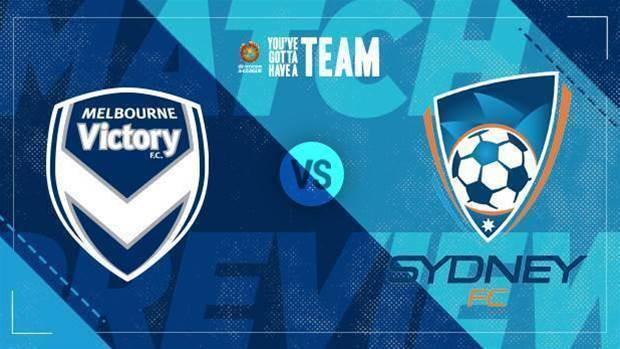 Preview: Sydney v Victory