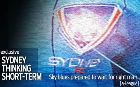 Sydney Think Short-Term In Coach Hunt