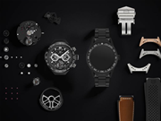 Tag Heuer's modular Android Wear watch is the king of face-swapping