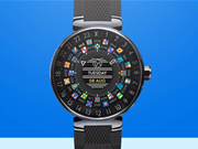 Louis Vuitton's Tambour Horizon adds connected tech to a high-end ticker