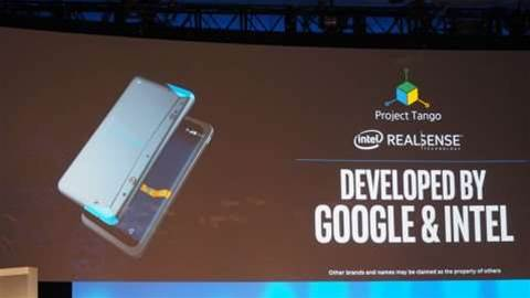 Intel and Google's Project Tango are bringing RealSense to smartphones