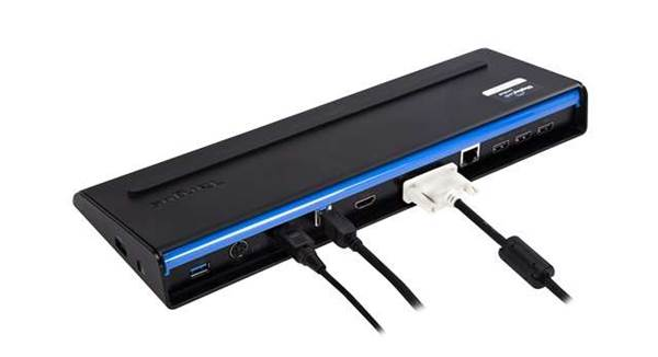Targus ACP71 USB 3 Docking Station: a one-stop shop for docking your laptop
