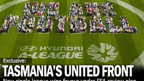 Tasmania Unite Behind State League