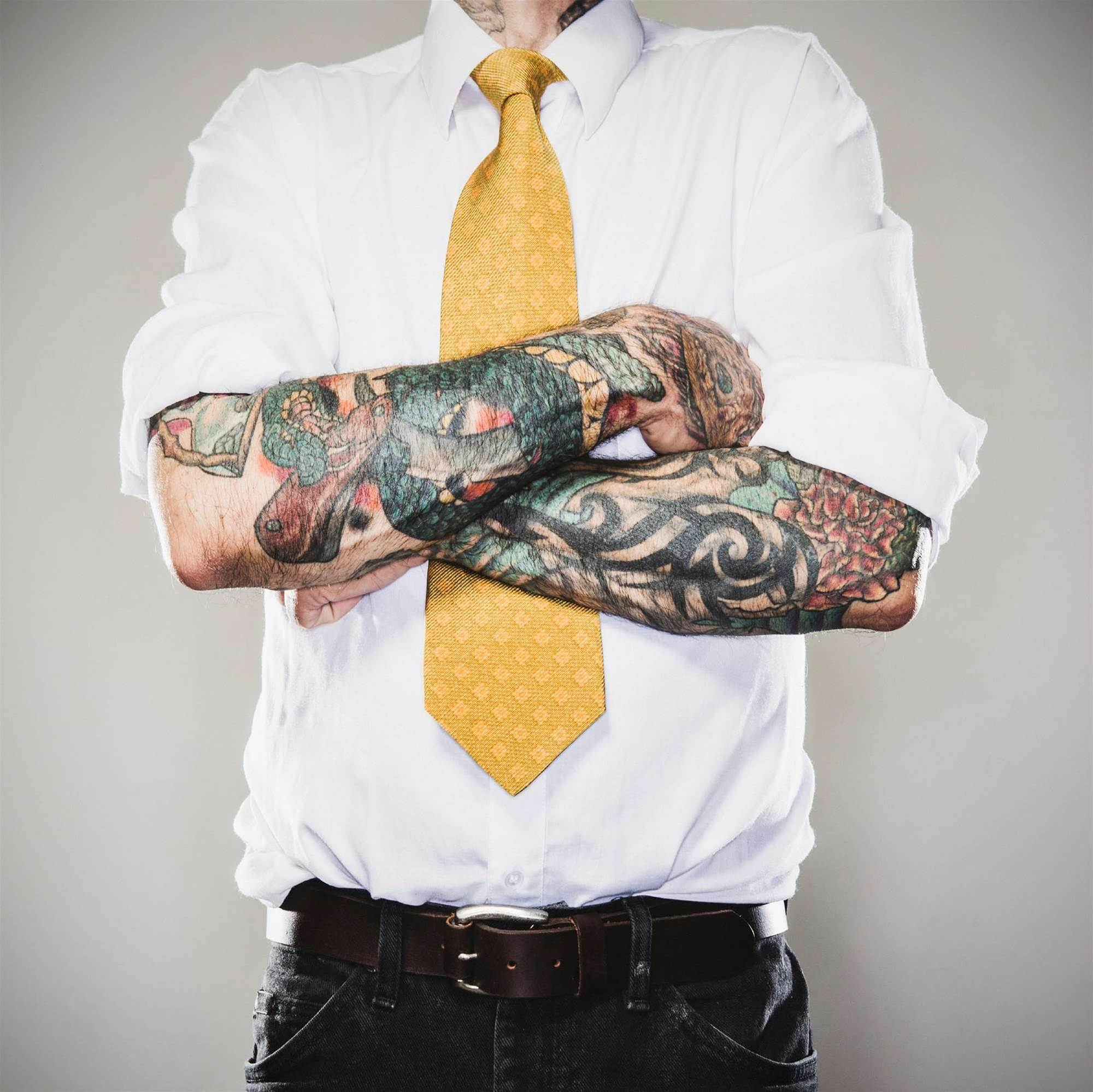 NIST tests biometrics algorithms for tattoo-matching database