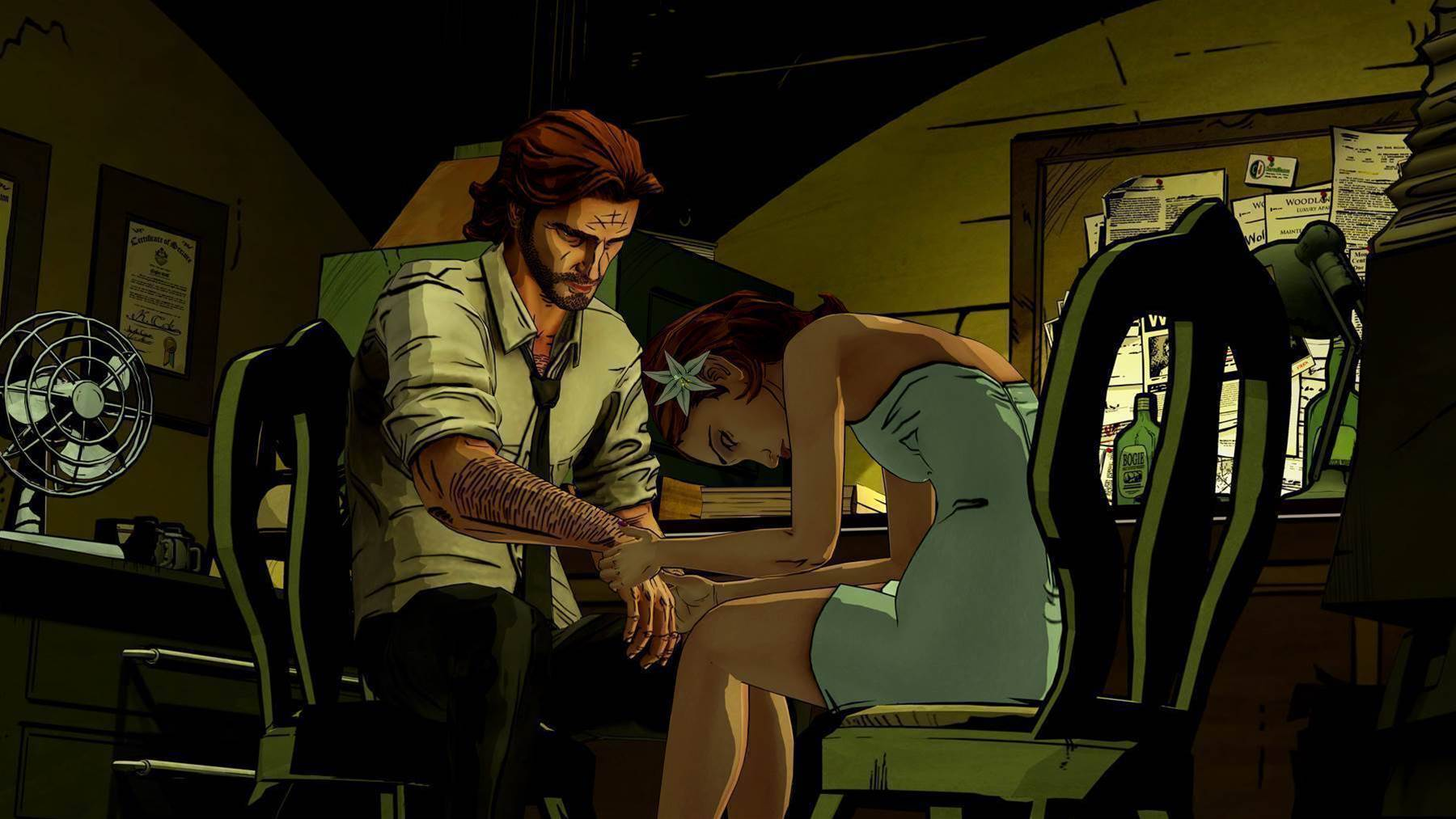 Telltale restructuring; cuts a full quarter of its staff