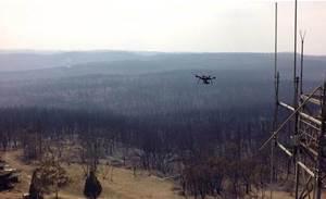 Telstra puts drones into production in Tasmania