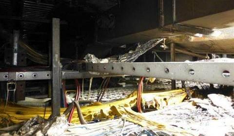 Telstra exchange fire cost spirals above $20m