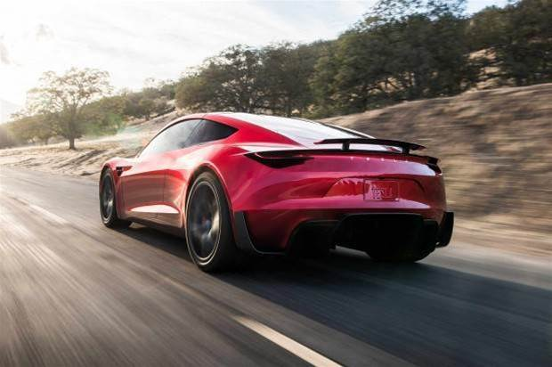 Is Elon Musk's new Tesla Roadster an electric 'smackdown' for petrol cars, or a very fast distraction for other problems?