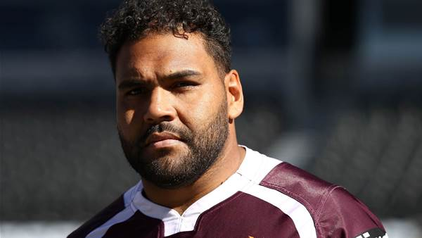 Thaiday's epic swipe at Meninga